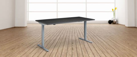 Rapid Height Adjustable Desk