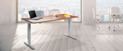 Rapid Plus Height Adjustable Desk