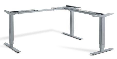 Rapid Corner Height Adjustable Frame - Silver
