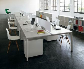 Artoline Glass Desks