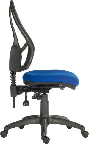 Ergo Star Mesh Chair Side View