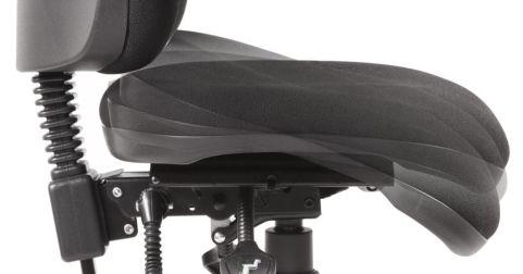 Ergo Str 24 Hour Chair Seat Detail 1