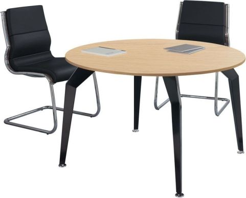 Octavian Circular Table With Chairs