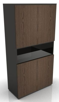 Octavian Tall Executive Cupboard