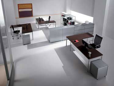 Cleveland Glass Desks