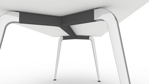 Elica Under Desk Detail