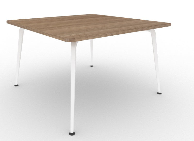 Square Meeting Table Elica Office Reality - Square meeting table