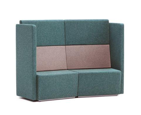 Fifteen High Back Sofa
