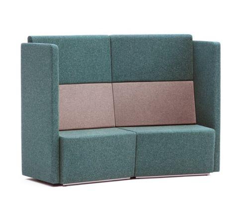 Fifteen High Back Sofa 1