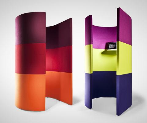 Nautilus Acoustic Phone Booth