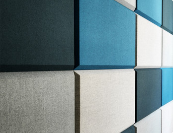 Acoustic Wall Panels And Tiles Office Reality