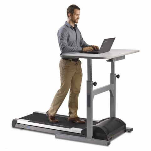 tr5000 dt5 manual treadmill desk office reality rh officereality co uk small manual treadmill under desk manual treadmill under desk
