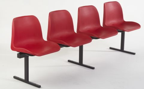 Atlas Value Four Seater In Red