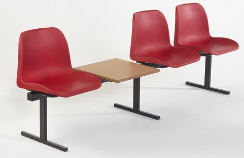 Atlas Value Three Seater With Table