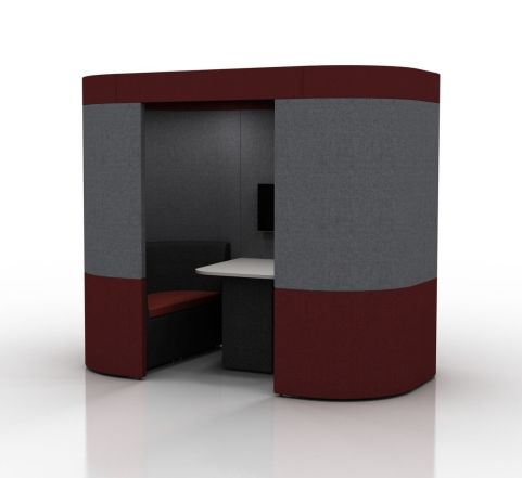 Acoustic Booth 4 Person Pod