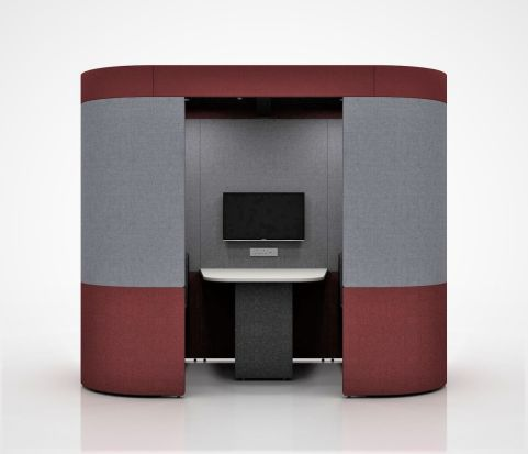 Zen Pod Acoustic Booth 4 Person