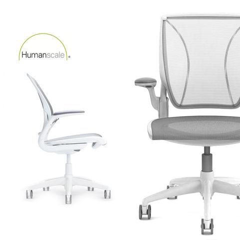 Diffrient World Chair Mesh