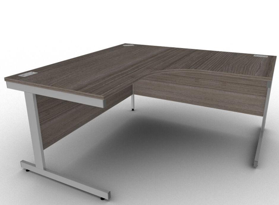 extra large corner desks avalon office reality. Black Bedroom Furniture Sets. Home Design Ideas