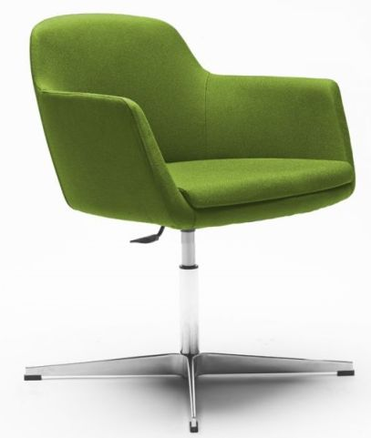 Asterix Tub Chair In Green