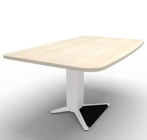 Energie Straight Desk Acacia 1400mm