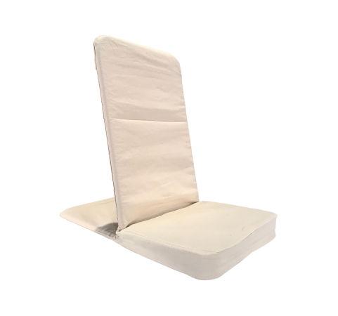 Back Jack Chair White