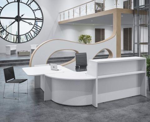 Bienvenue Reception Desk 1