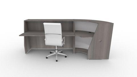 Bienvenue Cedar Desk