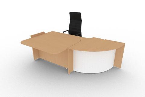 Bienvenue Desk Beech