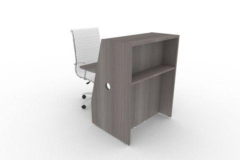 Bienvenue 850 Desk Cedar