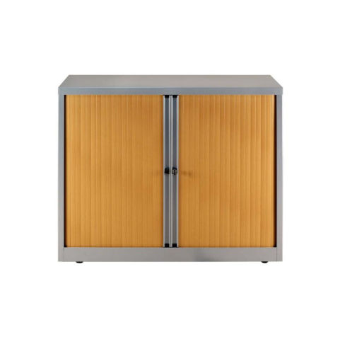 Two Tone Tambour Unit Low
