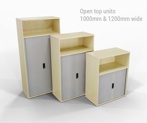 Opentop 1000mm & 1200mm Wide
