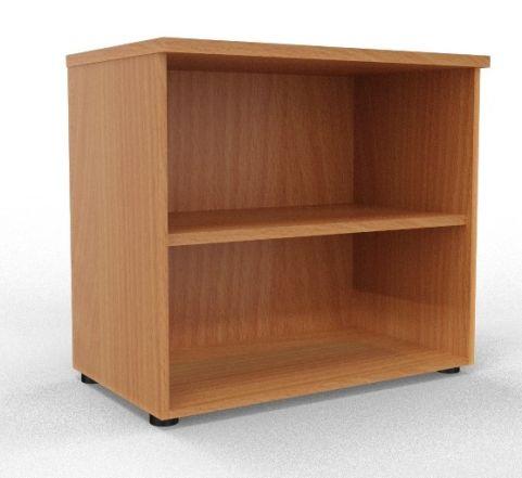 Draycott Wooden Bookcase 800 Beech