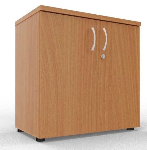 Draycott Wooden Cupboard 800 Beech