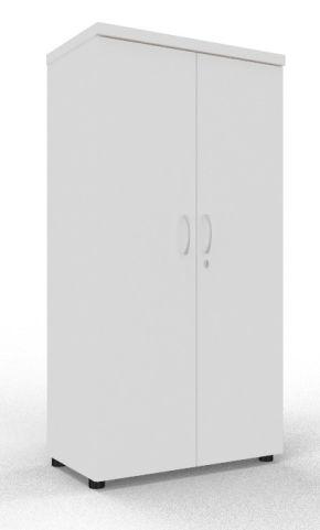 Draycott Wooden Cupboard 1600 White