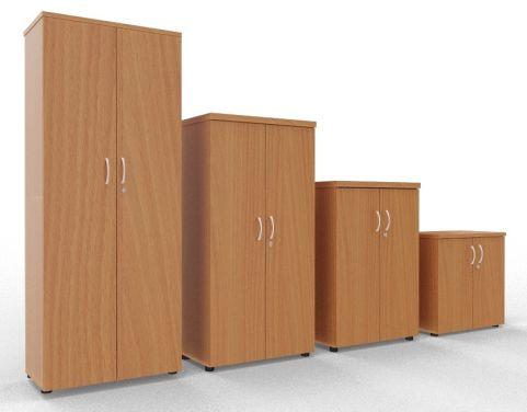 Draycott Wooden Cupboards Beech