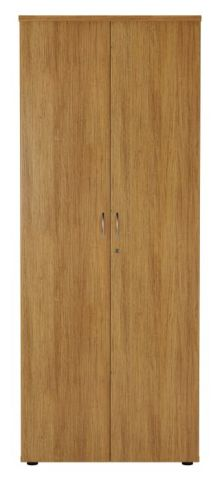 Ziggy Wooden Double Door Cupboard Front View