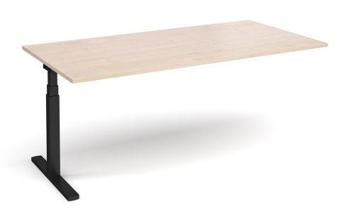 Elev9 Boardroom Table Add On Maple