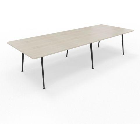 Elica Boardroom Table Light Oak