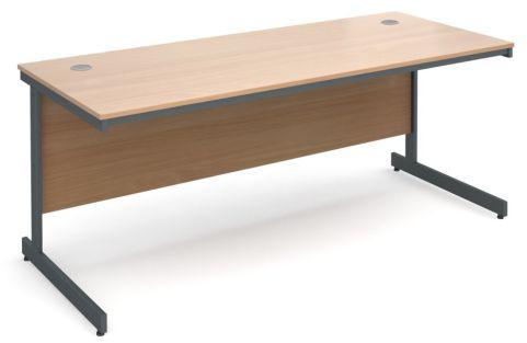 Maddellex Cantilever Desk Beech