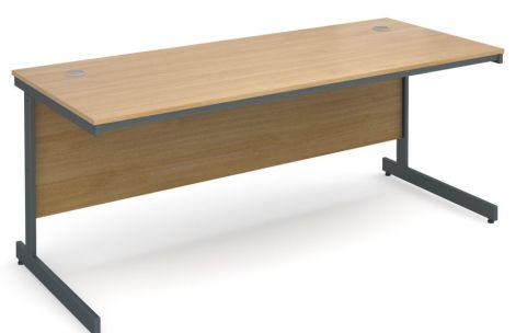 Maddellex Cantilever Desk Oak