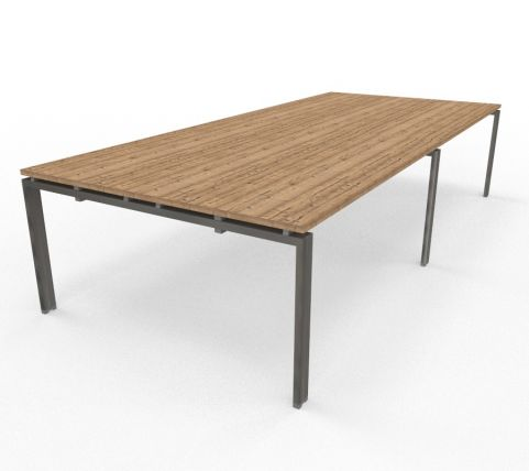 Saturn Bardroom Table 1430mm Wide