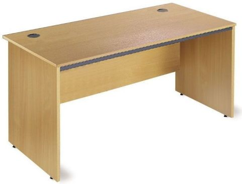Maddellex Side Panel Rectangular Desk