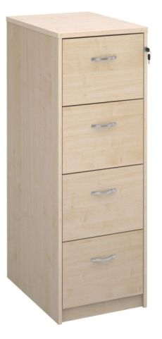 Momento Wooden Filing Cabinets Maple