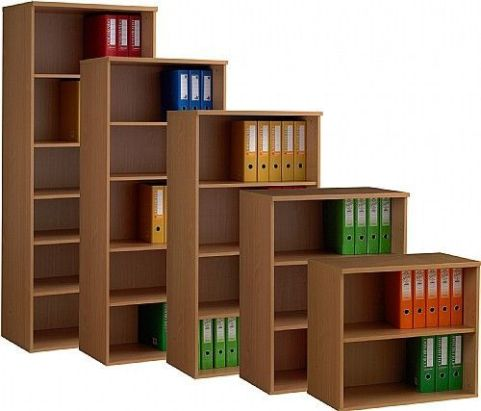 Momento Bookcases Height