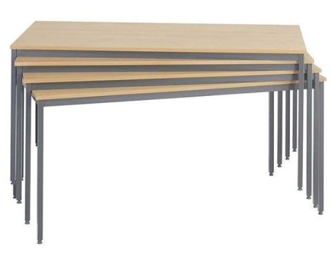 Flexi Rectangular Tables Stacked