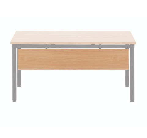 Harley Axis Meeting Table With Modesty Panel