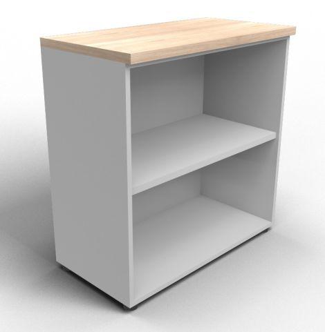 Quad Aluminium Open Shelf Cabinet With Top