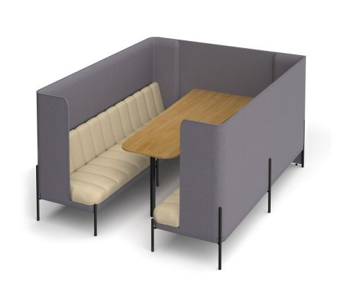 Kastaway 8 Person Booth