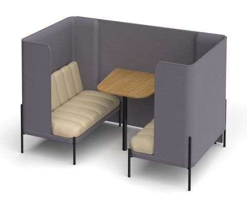 Kastaway 4 Person Booth