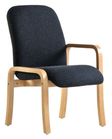 Choir Left Hand Arm Chair
